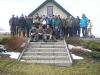 Towarzyskie Zawody Podlodowe jezioro Śródka 28.02.2010