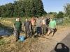 Sprzątanie rzeki Samy 29.06.2019
