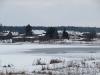 Zima nad Zalewem Radzyny 20.02.2011